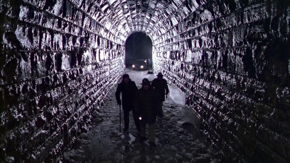 Scena tratta da La Zona Morta