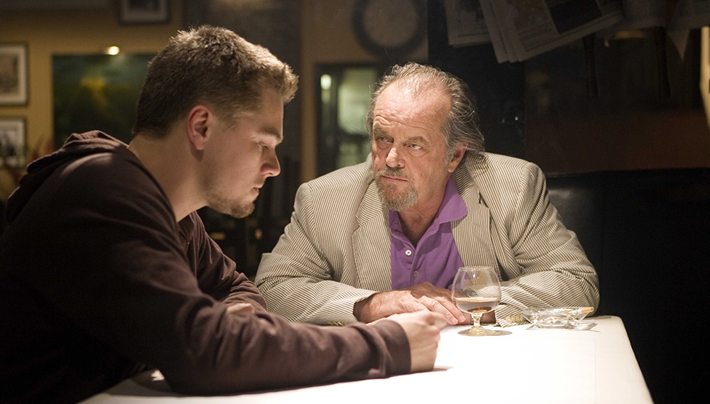 Scena tratta da The Departed - Il Bene e il Male