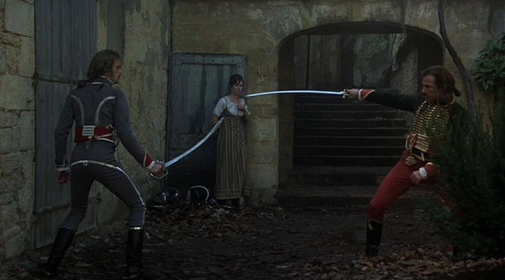 Scena tratta da I Duellanti