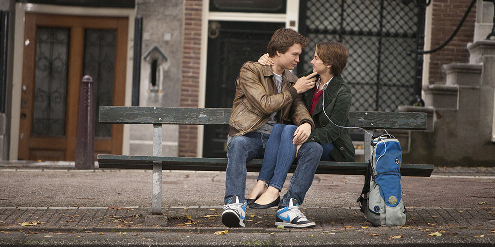 Scena tratta da The Fault in Our Stars