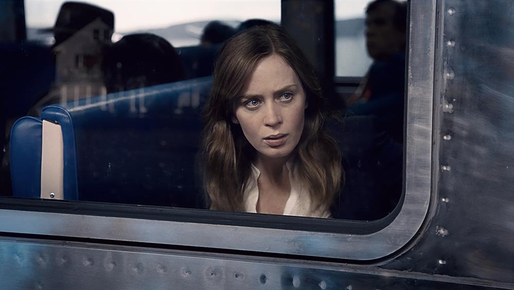 Scena tratta da The Girl on the Train