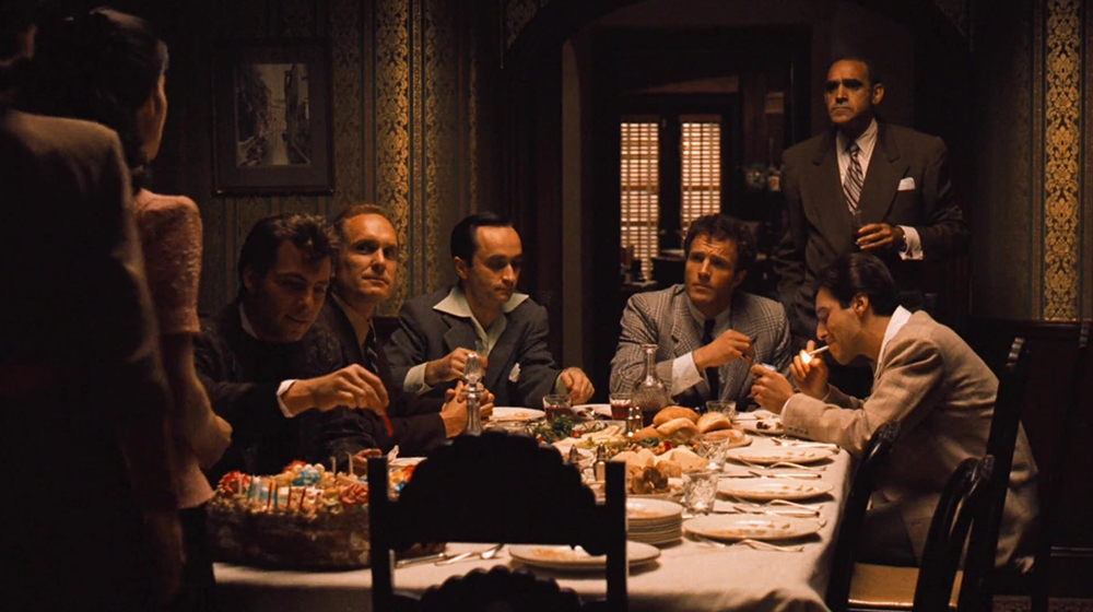 Scena tratta da The Godfather: Part II