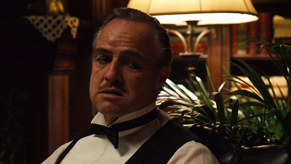 Scena tratta da The Godfather