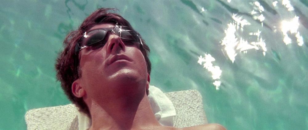 Scena tratta da The Graduate