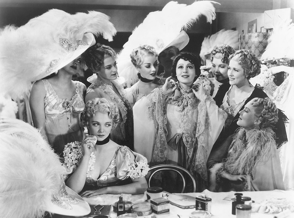Scena tratta da The Great Ziegfeld