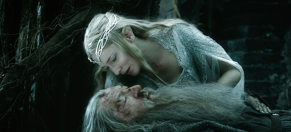 Scena tratta da The Hobbit: The Battle of the Five Armies