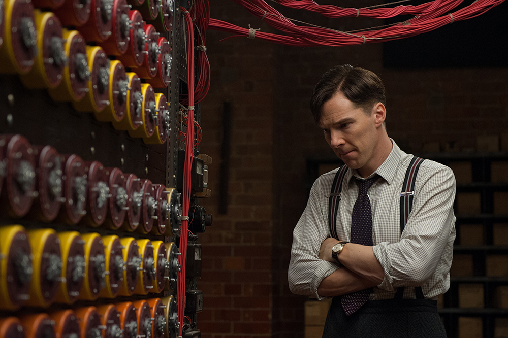 Scena tratta da The Imitation Game