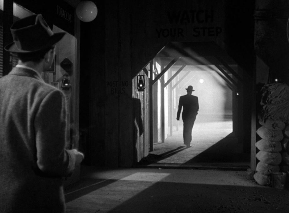 Scena tratta da The Killers