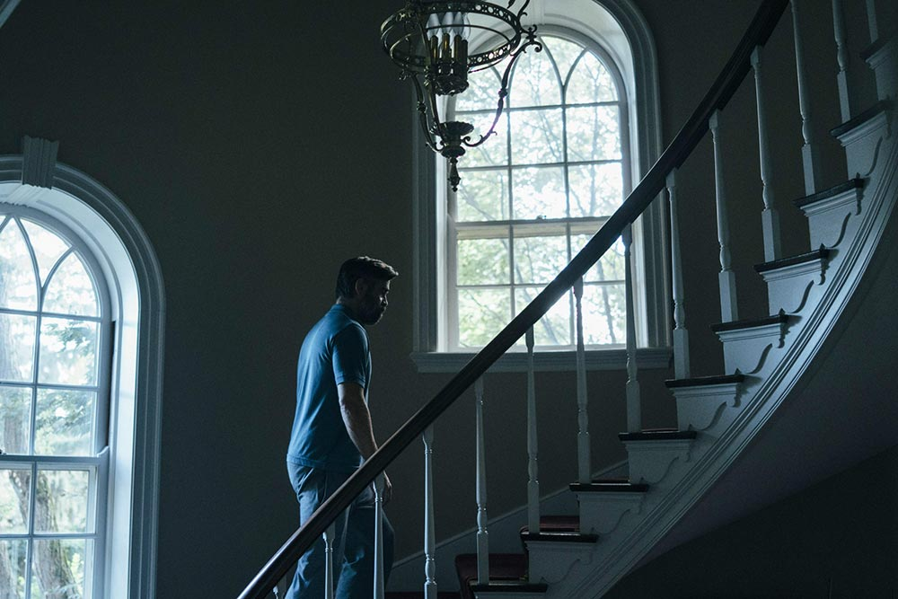 Scena tratta da The Killing of a Sacred Deer