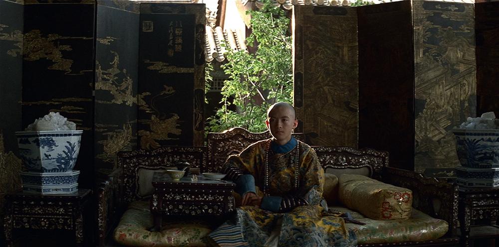 Scena tratta da The Last Emperor