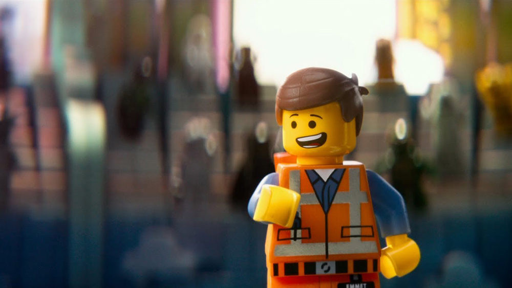 Scena tratta da The Lego Movie