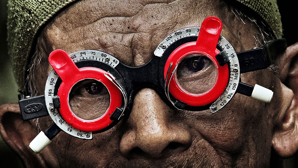 Scena tratta da The Look of Silence
