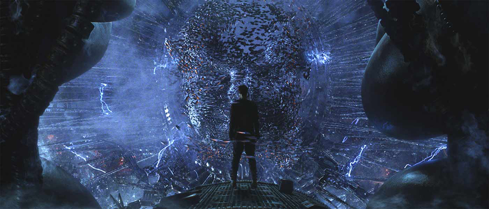 Scena tratta da The Matrix Revolutions
