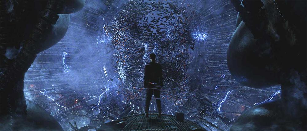 Scena tratta da Matrix Revolutions