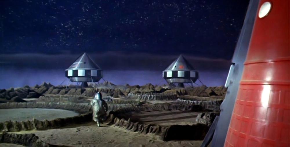 Scena tratta da Le Mani sulla Luna