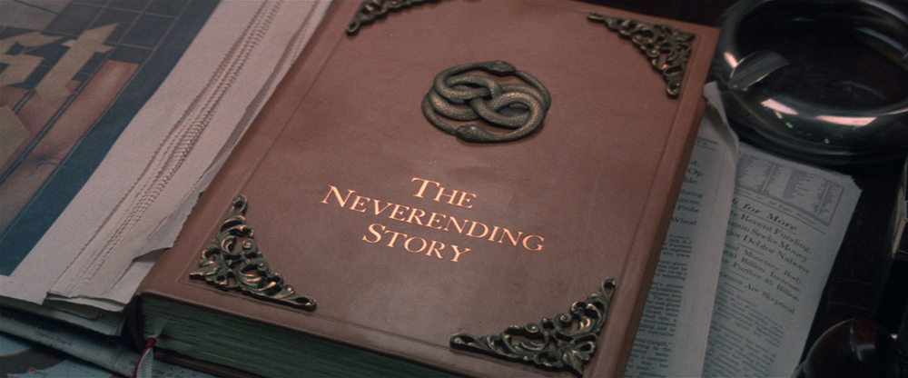 Scena tratta da The NeverEnding Story