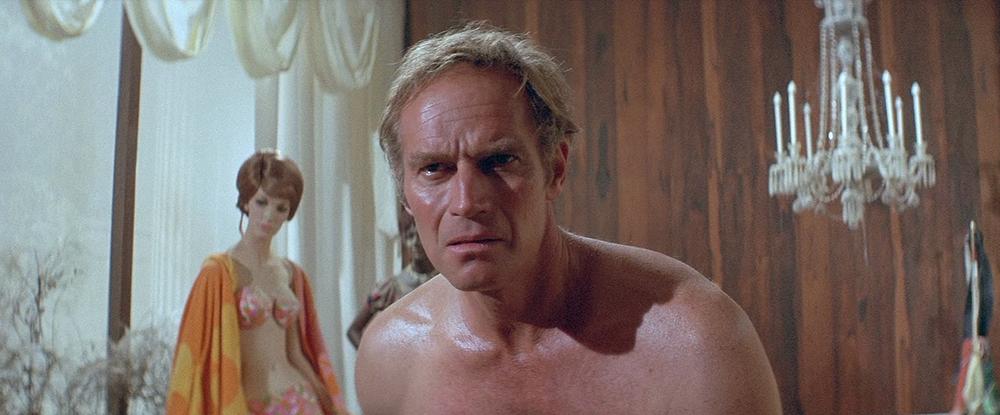 Scena tratta da The Omega Man