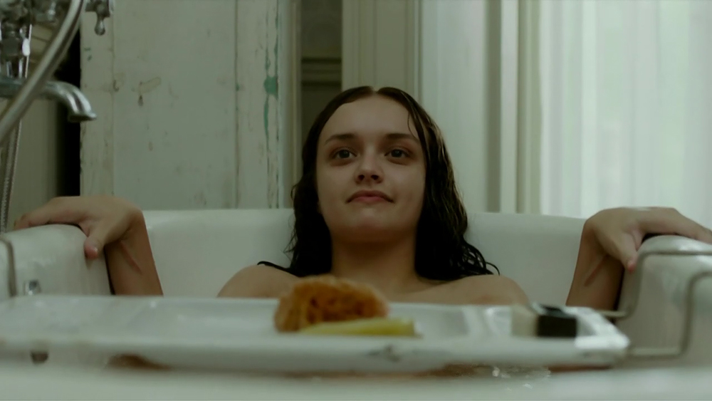 Olivia cooke the quiet ones 2014