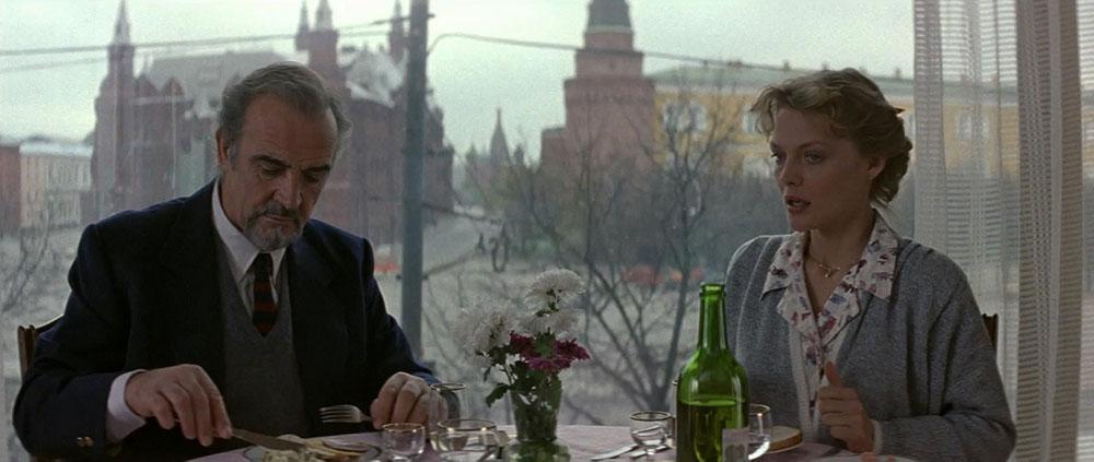 Scena tratta da La Casa Russia