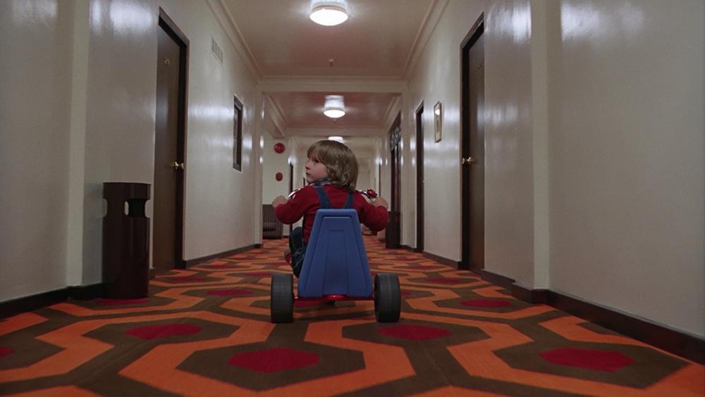 Scena tratta da The Shining