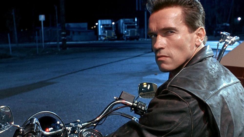 Scena tratta da The Terminator