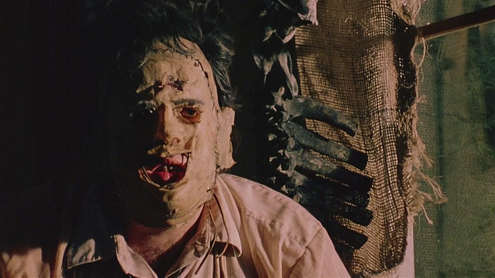 Scena tratta da The Texas Chainsaw Massacre