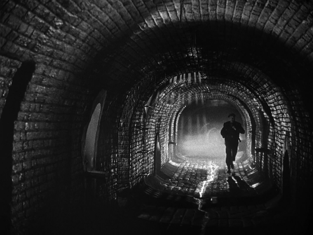 Scena tratta da The Third Man
