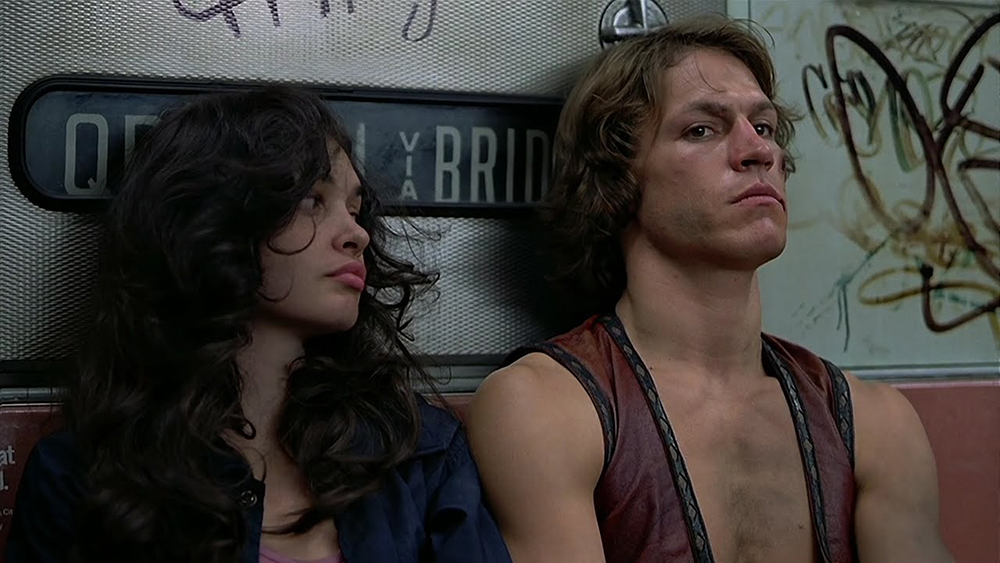Scena tratta da The Warriors