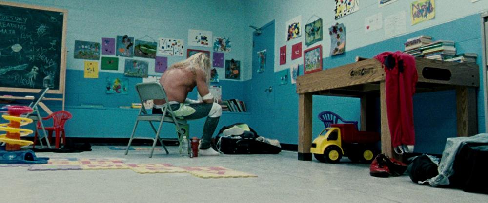 Scena tratta da The Wrestler