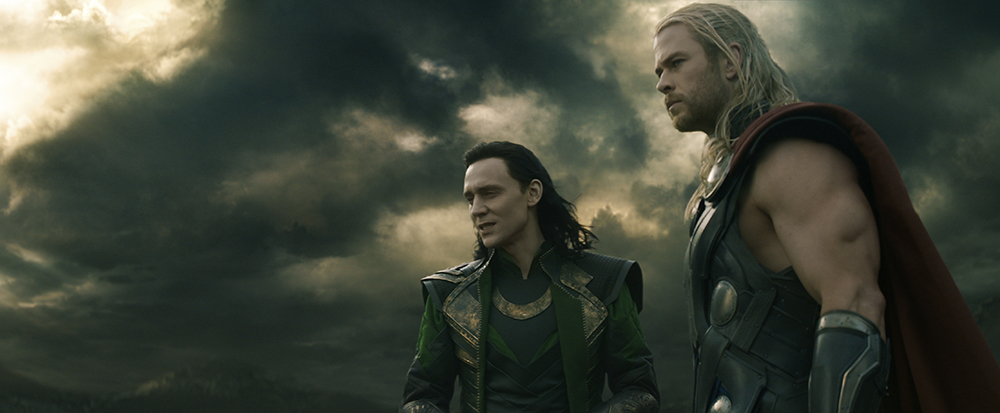 Scena tratta da Thor: The Dark World