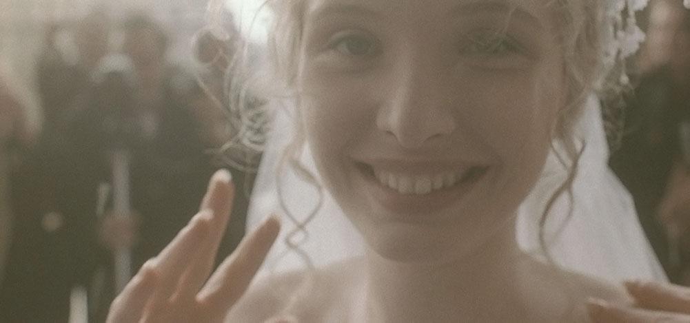 Scena tratta da Tre Colori - Film Bianco
