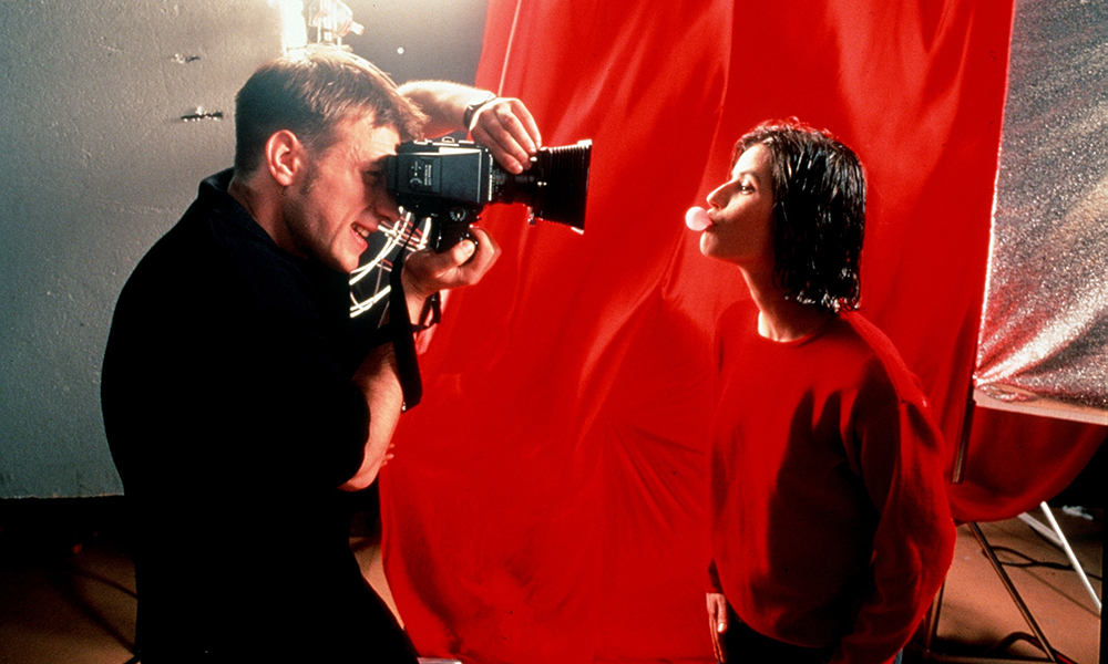 Scena tratta da Trois Couleurs: Rouge