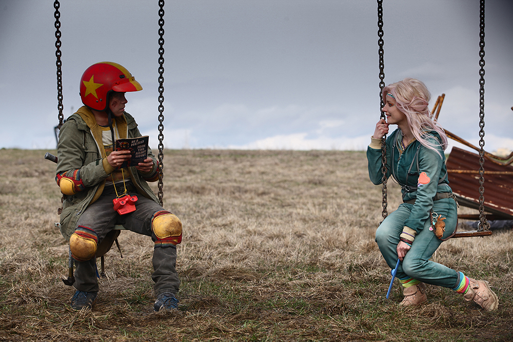 Scena tratta da Turbo Kid