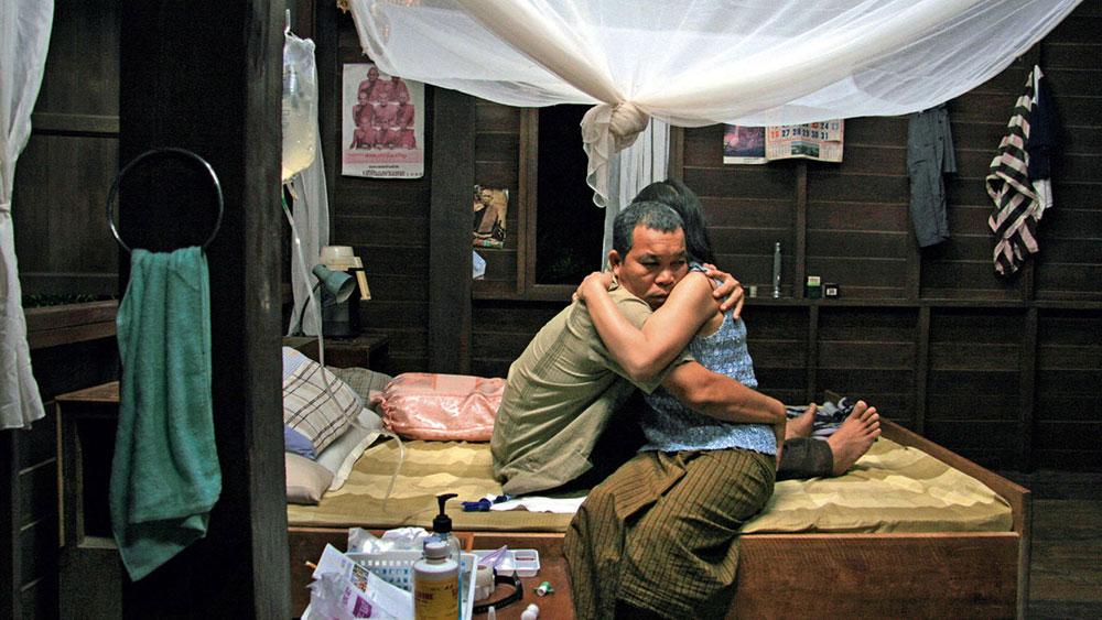 Scena tratta da Lo Zio Boonmee Che si Ricorda le Vite Precedenti
