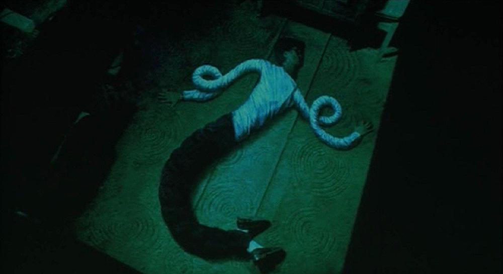 Scena tratta da Uzumaki