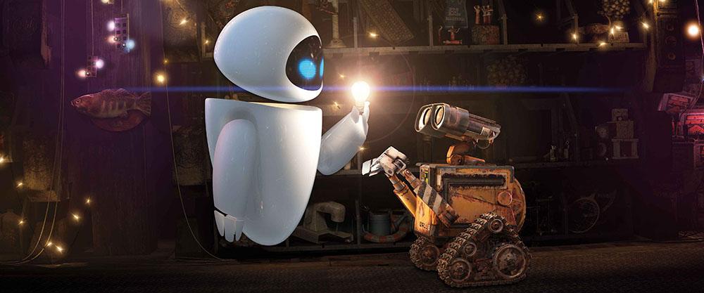 Scena tratta da WALL-E