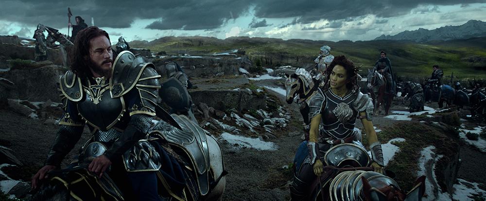 Scena tratta da Warcraft: L'Inizio