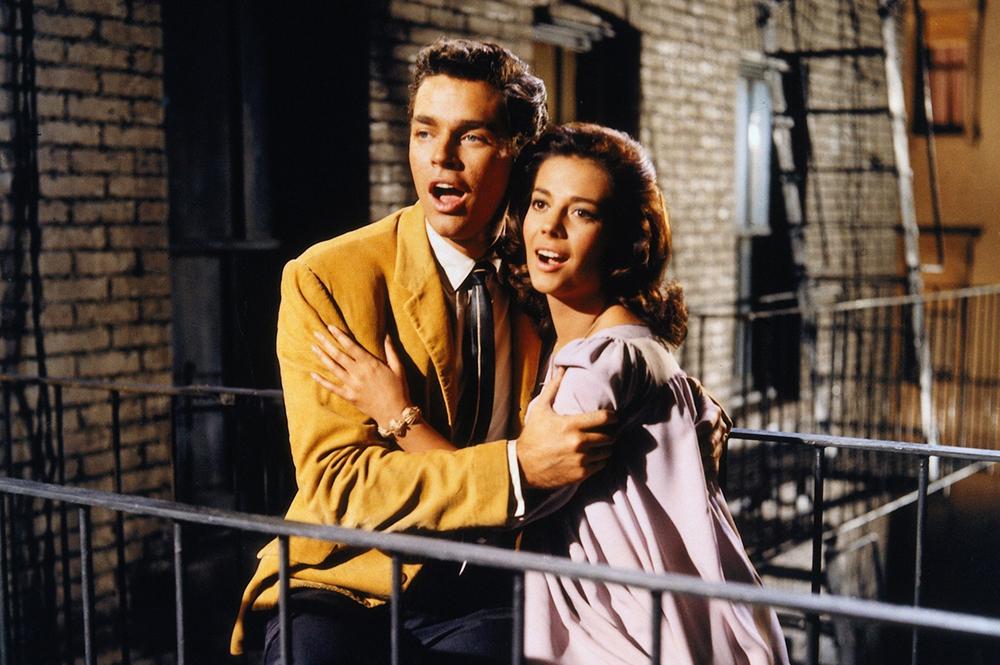 Scena tratta da West Side Story