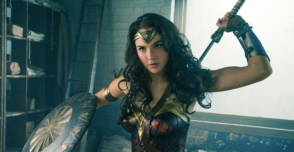 Scena tratta da Wonder Woman