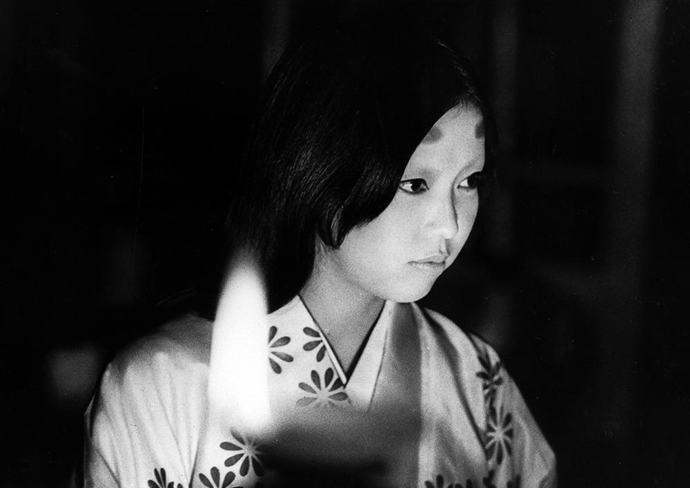 Scena tratta da Yabu no Naka no Kuroneko