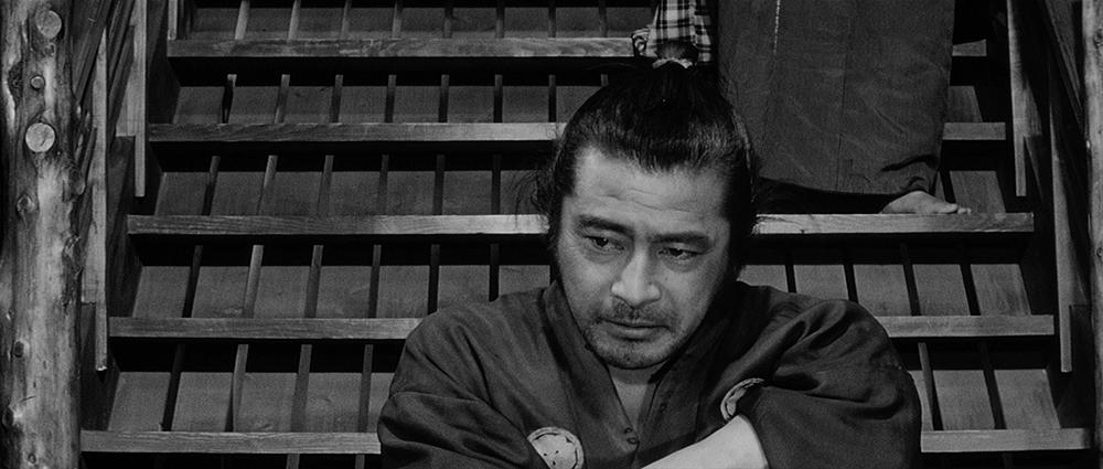 Scena tratta da La Sfida del Samurai